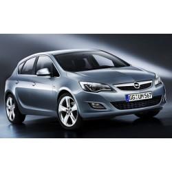 Opel Astra J 2010-