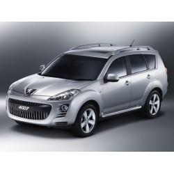 Peugeot 4007 2010-2012
