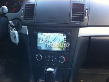 Установка штатного головного устройства в Chevrolet Epica
