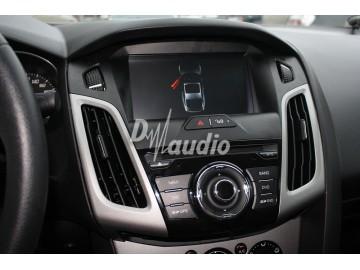 Установка штатного головного устройства в Ford Focus 3
