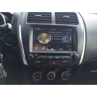 Установка штатного головного устройства в Mitsubishi ASX