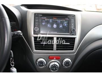 Установка штатного головного устройства в Subaru Impreza