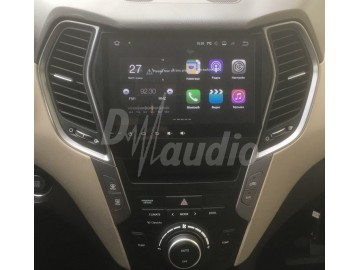 Штатное головное устройство Hyundai Santa Fe 2012-2017 High-Tech