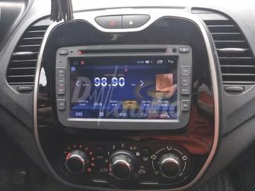 Штатное головное устройство Renault Duster\ XRAY
