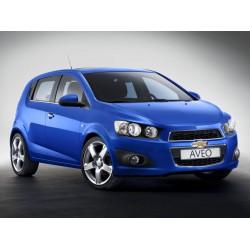 Chevrolet Aveo 2008-2012