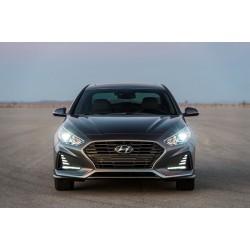 Hyundai Sonata 2017-  (кузов LF)