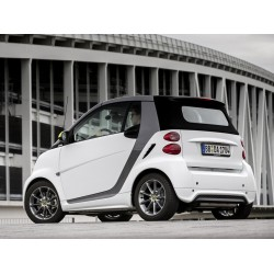 Smart Fortwo 2012-2015