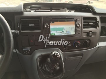 Штатное головное устройство Ford Focus / Fusion / C-Max/Transit/Kuga