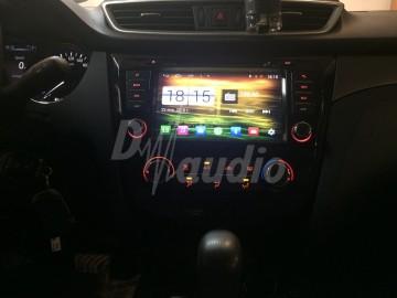 Штатное головное устройство Nissan Qashqai\X-trail