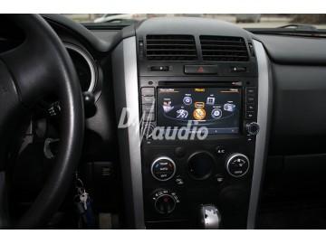 Установка штатного головного устройства в Suzuki Grand Vitara