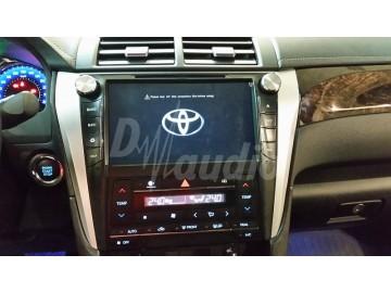 Штатное головное устройство Toyota Camry V55 2014-2017