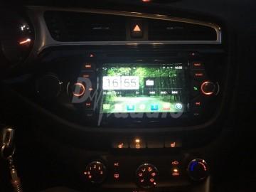 Штатное головное устройство Kia Ceed 2013 M216